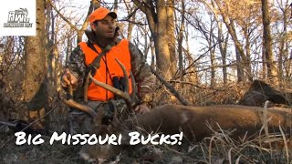 Big Missouri Bucks Deer Hunting - Backwoods Life 9.1 Full Episode