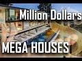 $25 Million Dollar Houses: Inside Tour of Luxury Million Dollar Mega Mansions