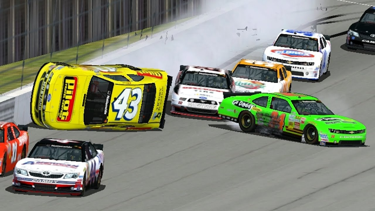 Video Game Car Crash Compilation