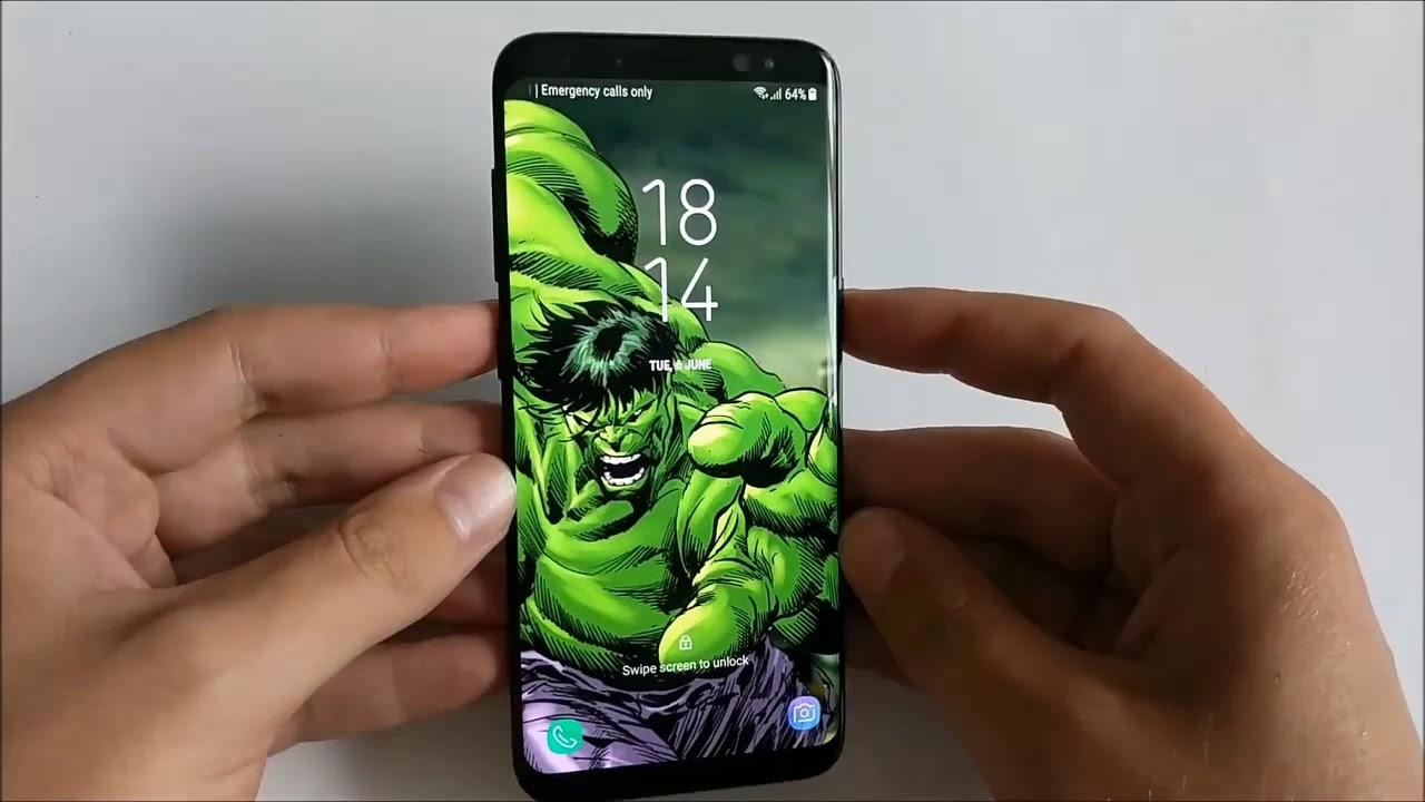 Samsung Galaxy 3d Live Wallpaper Papel De Parede 3d Incr 205 Vel E Realista Para Seu Android