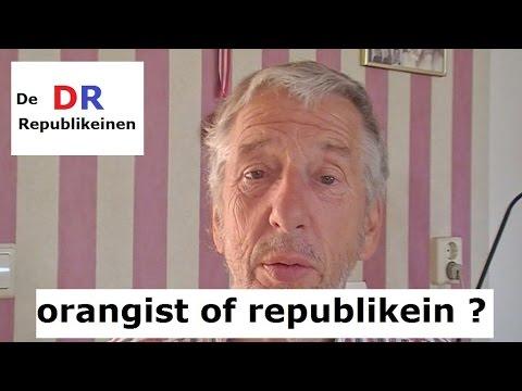 Orangist of republikein ?