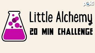 Master Alchemist! Little Alchemy Poki Challenge!