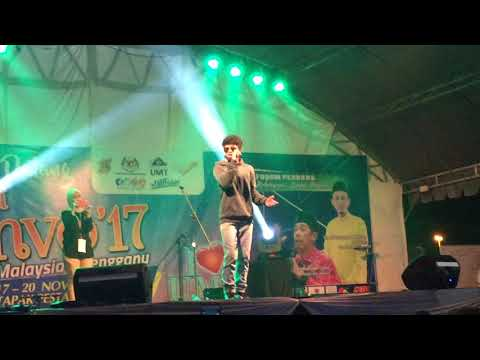 Haqiem Rusli ~ Selamat Tinggal Sayang (old version) #PestaKonvoUMT