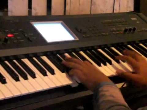 "Tumbao piano merengue Eddy Herrera ""A dormir juntitos"""