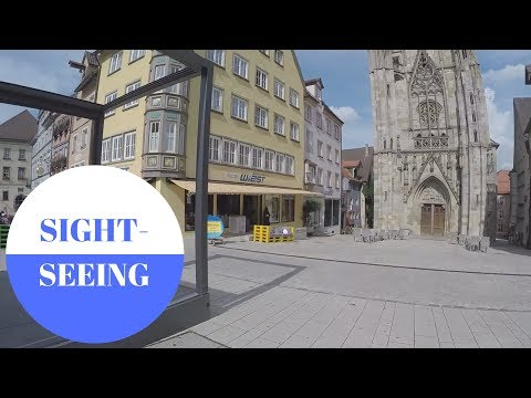 SIGHTSEEING: Rottweil in GERMANY
