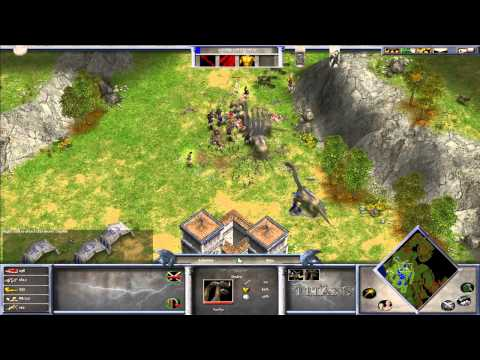 Age of Mythology Walkthrough  5. Just Enough Rope (Titan Dif