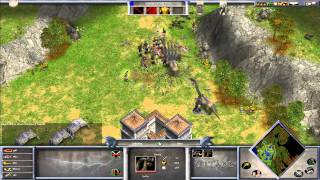 Age of Mythology Walkthrough  5. Just Enough Rope (Titan Difficulty)