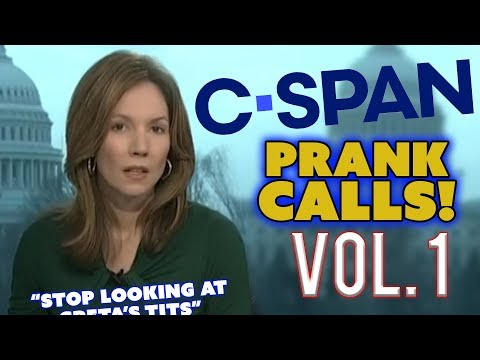 Cspan Prank Calls 2019 Volume 1