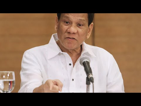 'We will shoot your vagina': Philippines president on communist rebels