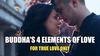 Buddha's Four Secrets Of True Love