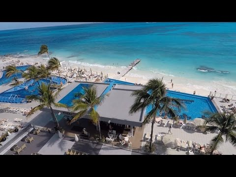 RIU Cancun - Bachelor Party 2017 GOPRO Hero 5 Black