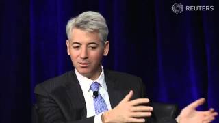 Founder and CEO of hedge fund Pershing Square Capital Manage