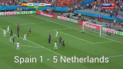 World Cup 2014 All Goals Part 2 - Group B