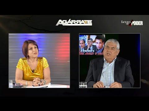 """""""DEL EXILIO Y DE LOS PRESOS POLÍTICOS NADIE SE OCUPA"""": CARLOS ORTEGA"""