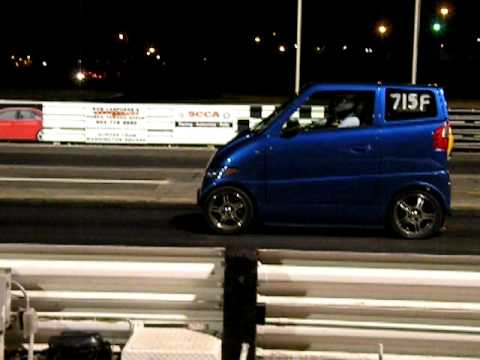 Tango Ev Near Record Time In 1 4 Mile Drag Race