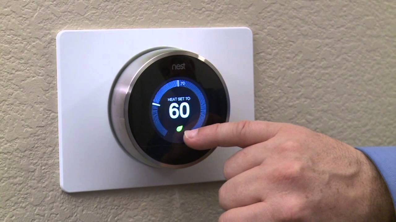 nest thermostat review youtube. Black Bedroom Furniture Sets. Home Design Ideas