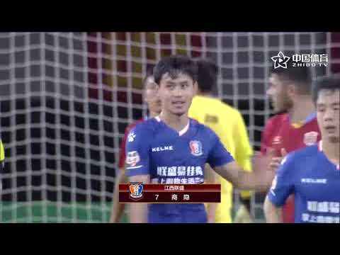 Shenyang Urban FC Jiangxi Liansheng Goals And Highlights