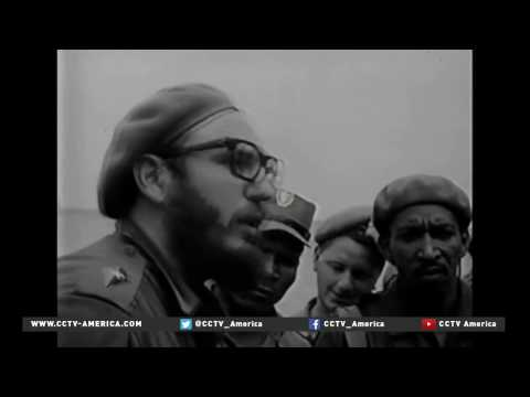 Castro led fight against Bay of Pigs invasion in 1961