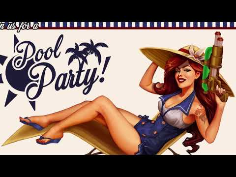 5 CONCEPTS SKINS POOL PARTY LEAGUE OF LEGENDS