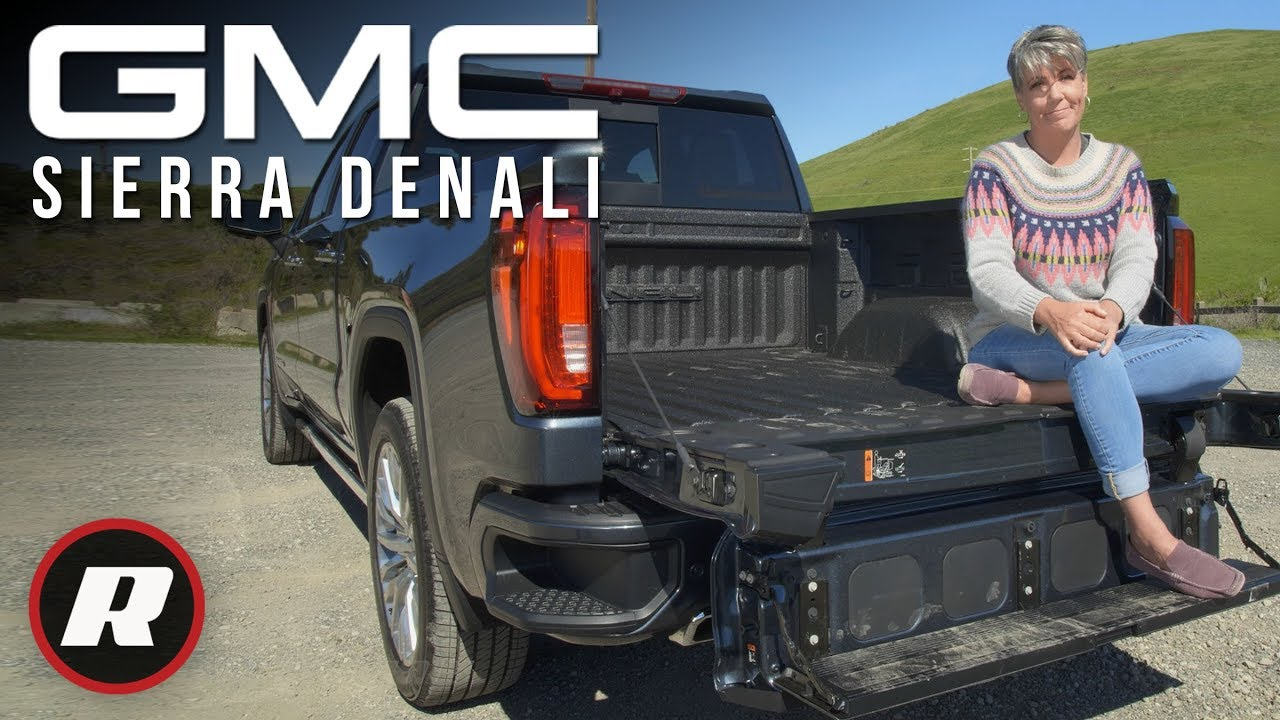 2019 GMC Sierra Denali: 5 things to know about the truck with tailgate wizardry