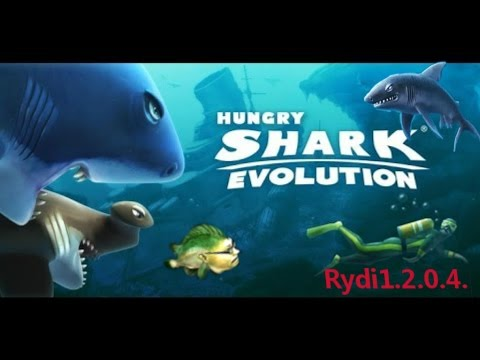 Hungry Shark Evolution  Квест,   мифический  окунь!