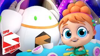 ABC Song + More Nursery Rhymes & Kids Songs | Super Supremes