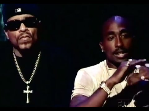 2Pac & Ice T 1996 Saturday Night Live Special  BEST QUALITY