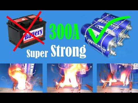 Super strong 300A / 16V Super capacitor
