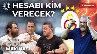 PSV - Galatasaray  Türk Futbolu Uçurumun Kenarında   FB ve BJK Lige Hazır Mı ?  Yemeksepeti