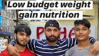 10 kg weight gain in 1month /pahal nutrition