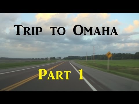 Trip to Omaha | Part 1 of 13 | Moberly to DeWitt