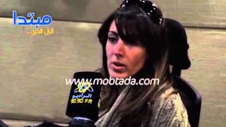 ريم المرشدى صاحبة أشهر «عربية كبدة» فى ضيافة «الراديو 9090»