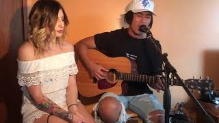 Perfect - Ed Sheeran ft. Beyonce (Acoustic Duet Cover) by Nino & Delcia