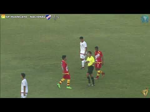 Partido 12 / Sport Huancayo 0 - 8 Nacional - Grupo C (PT)