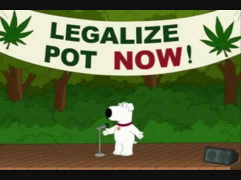 Family Guy - Bag Of Weed