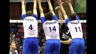 Уроки волейбола. Блок