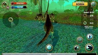 Tyrannosaurus Rex Sim 3D Android Gameplay HD #16