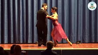 Dennys Daniel Fernandez e Matilde Beccaria - TANGO AMOR MIO - Tango Oasis 2018 - Pugnochiuso, Puglia
