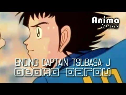 Ending Captain Tsubasa J - Otoko Darou - Jap/Lat