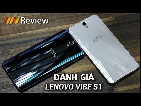 VnReview - Đánh giá Lenovo Vibe S1