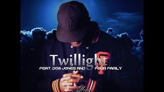 "The Chairman of Spoken Words ""Twilight,"" featuring Dom Jones and Four Family"