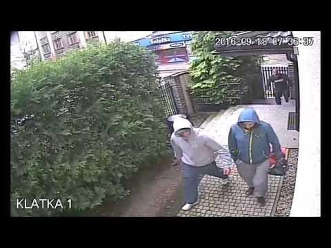 Kradzież roweru Bielsko-Biała, ul. Paderewskiego