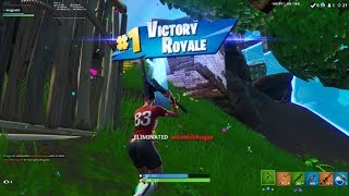 High Kill Solo Squads Win Gameplay Classic LTM (Fortnite Ps4 Controller)