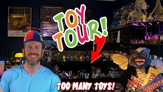 MEGA 80'S TOY ROOM TOUR!