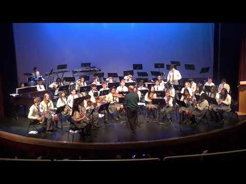 Jazz Hero short   Grade7:8 'A' Band