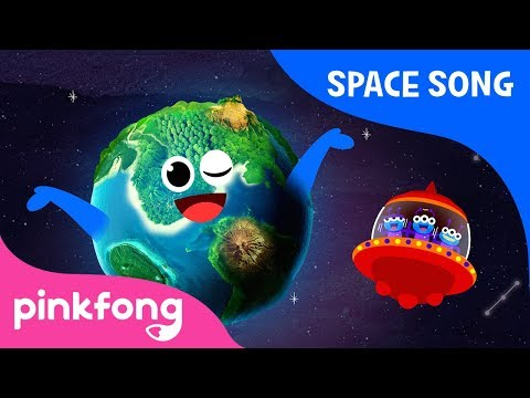 Earth | Planet Song | Pinkfong Songs for Children