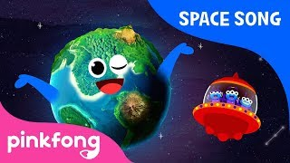 Earth | Space Song | Pinkfong Songs for Children