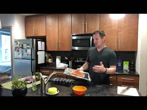 Best Brown Sugar Glaze Salmon Recipe On Cooking With Kope!