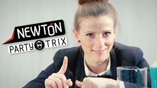 Magisk finger | Newton PartyTrix | NRK Super
