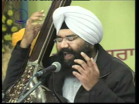 Adutti Gurmat Sangeet Samellan AGSS 2006 (Raag Maaj): Bhai Kanwardeep Singh Ji Jalandhar